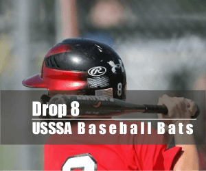 5 best drop 8 usssa baseball bats 2019